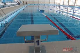 Bazinul Olimpic Alba Iulia va fi închis pentru reparații