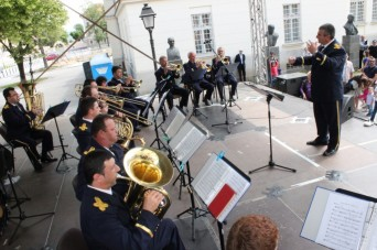 Cetatea pregătită de un nou asalt muzical….en fanfare