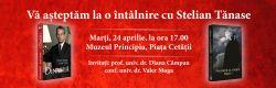 Marti, 24 aprilie, lansare de carte Stelian Tanase la Alba Iulia