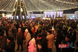 Parcul Sărbătorilor de Iarnă, deschis în fiecare zi, din zori până... după sărbători
