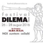 """Festivalul """"Dilema veche"""" în Cetatea Alba Iulia"""
