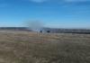 Atenționare populație privind arderea vegetației uscate