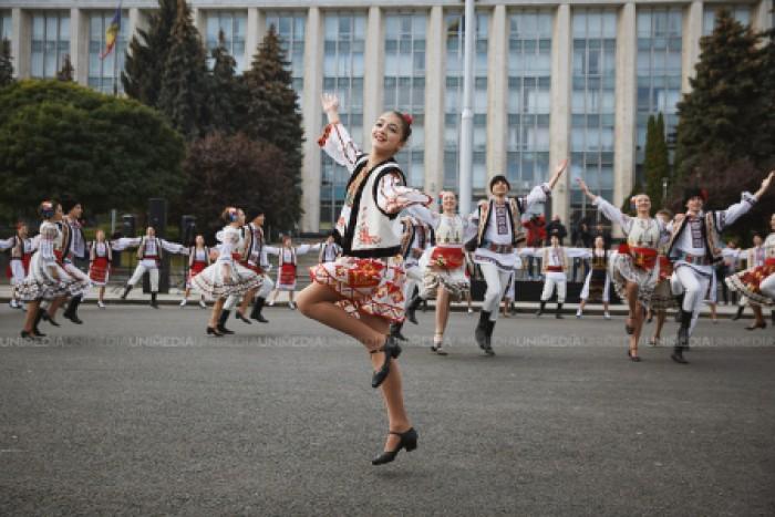 Sărbătorirea hramului Chișinăului