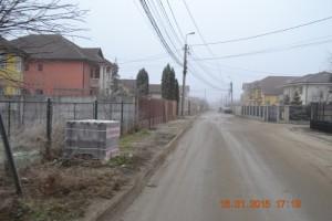 Anunț public - Modernizare drumuri în zona Dealul Furcilor, str. Izvorului, str. Nicolae Labiș,