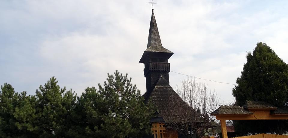 Biserica de lemn Învierea Domnului