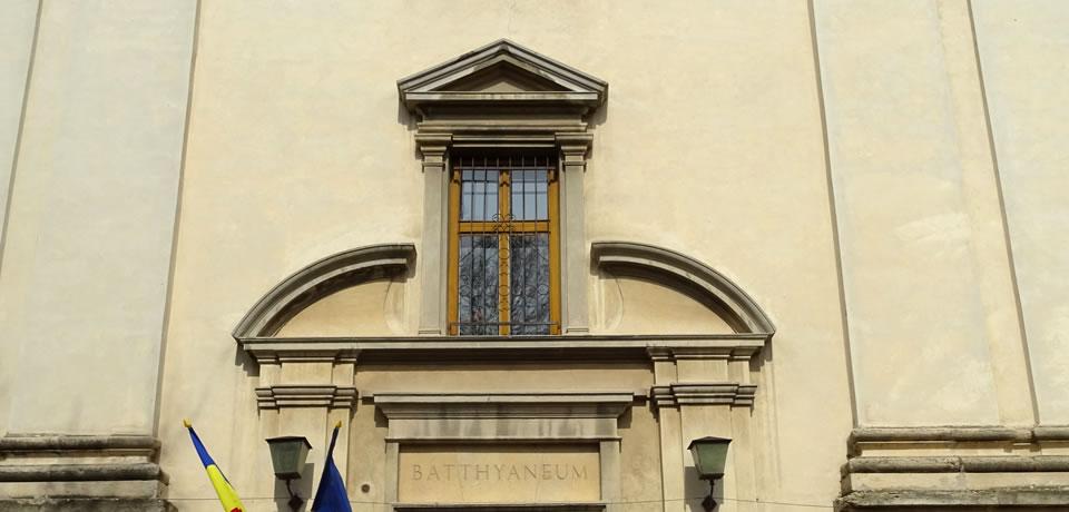 Biblioteca Batthyaneum
