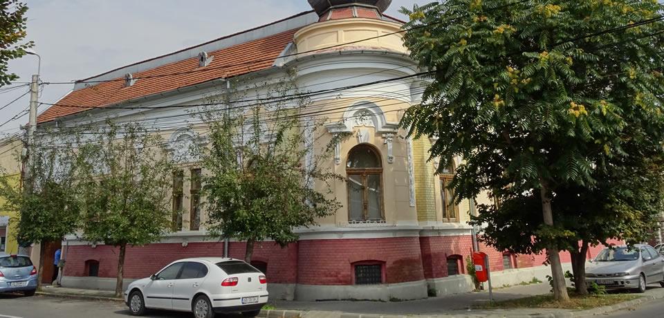 Str. Coşbuc George 12