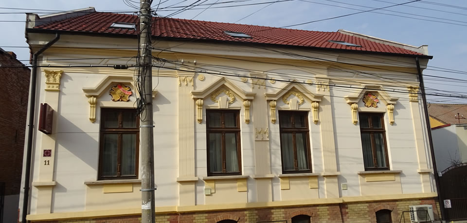 Str. Primăverii nr. 11