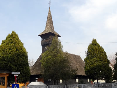 Wooden Church of Resurrection