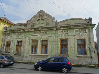 Str. Primăverii nr. 22