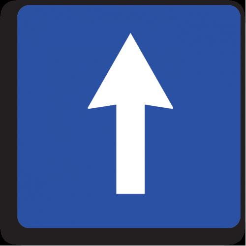 INFORMARE - Noi străzi cu sens unic