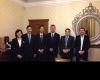 Întâlnire de lucru cu reprezentanți ai Ambasadei Japoniei în România